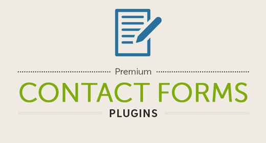 7 WP Contact Form Plugins ★ 2016