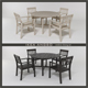 IKEA ANGSO Table and Chairs