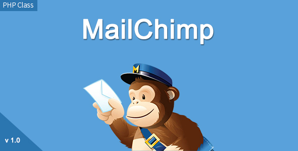 MailChimp Subscribe PHP Class Form (PHP Scripts) Download