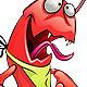 Funny Crab Mascot - GraphicRiver Item for Sale