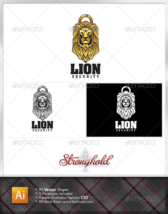 Lion Security logo