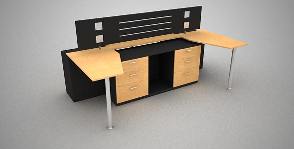 Workstation-02 - 3DOcean Item for Sale