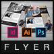 Corporate Business Flyer Template I Indesign I Illustrator I Photoshop