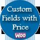 WooCommerce Extra Options with Custom Price