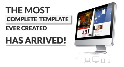 Templates with Page Builder