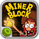 Miner Block - HTML5 Puzzle game