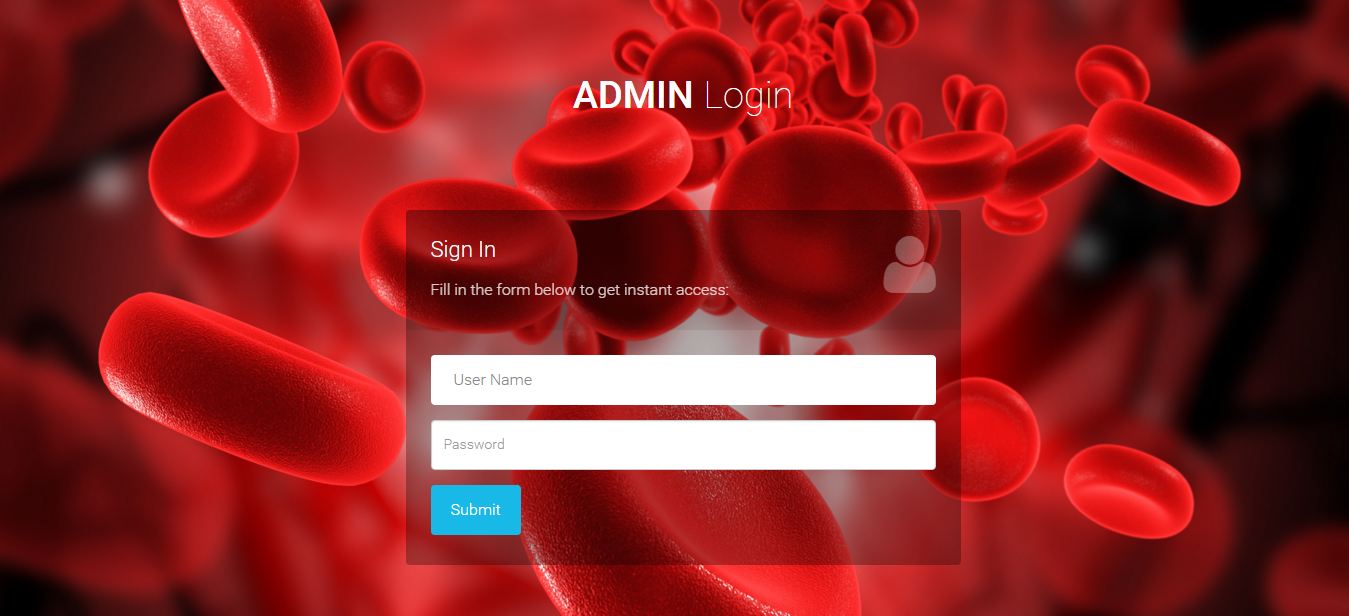 Eblood Online Bloodbank Amp Donor Management System By