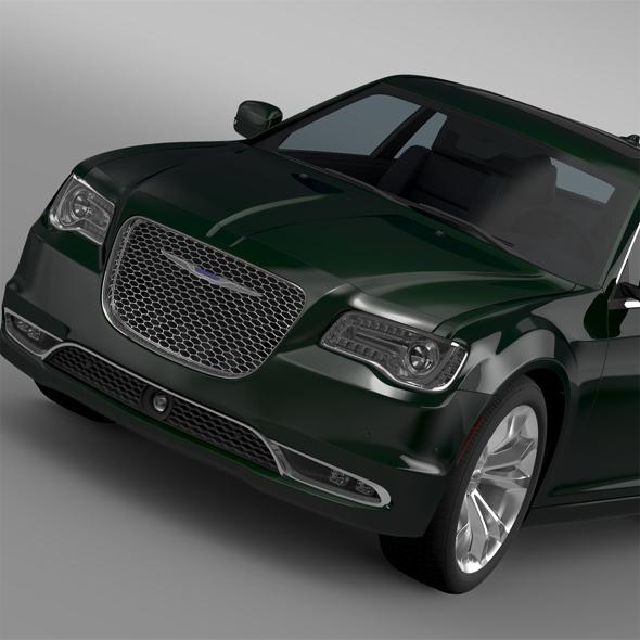 Chrysler 300C Platinum LX2 2016 - 3DOcean Item for Sale