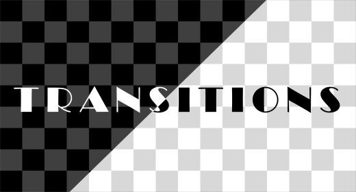 TRANSITIONS