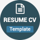The Resume Cv