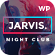 Jarvis - Night Club / Concert / Festival WP Theme