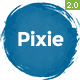 Pixie - Modern WordPress Blog Theme for Creatives