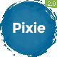 Pixie - Modern WordPress Blog Theme for Creatives