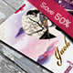 Wedding DVD Cover + Disc Label + Flyer Bundle