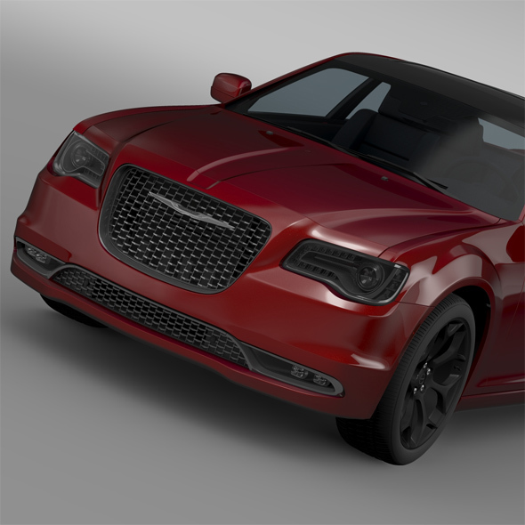 Chrysler 300S LX2 2016 - 3DOcean Item for Sale