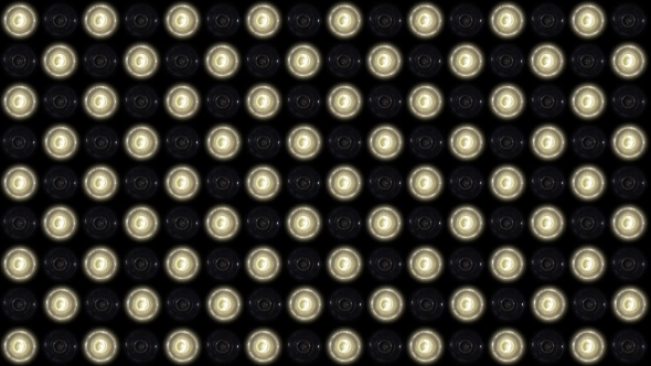 VideoHive Panel Of Very Bright Stage Lights 14402483
