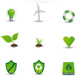 Green Icon Set - GraphicRiver Item for Sale
