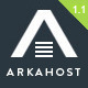 Arka Host - Responsive Hosting & Corporate Theme