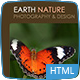 Earth Nature - HTML