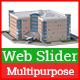 Web Slider Multipurpose Use
