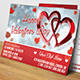 Valentines Day - Postcard