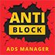 AntiBlock Ads Manager - beat AdBlock with Wordpress