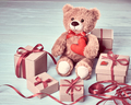 Teddy Bear, gifts