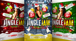 HOLIDAY FLYER TEMPLATES