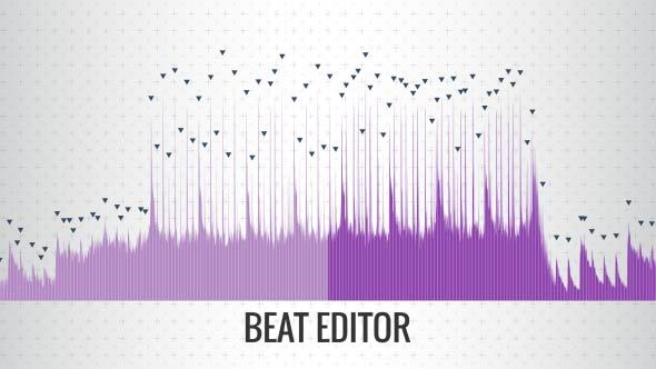 Beat Editor | After Effects Script