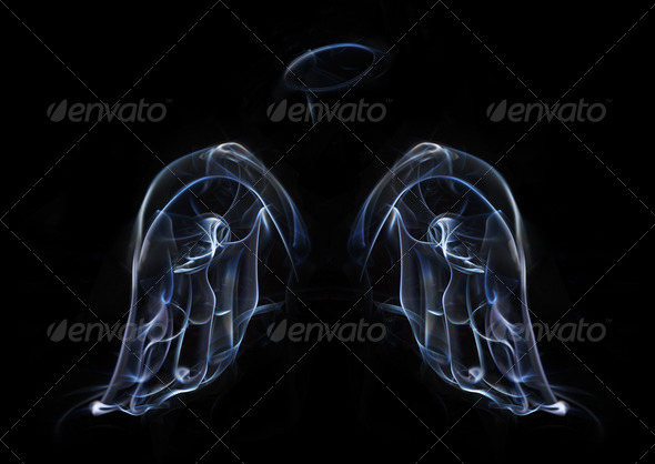 Stock Photo - PhotoDune Angels Wings 1441677