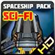 Spaceship pack 19