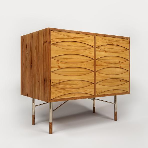 Arne Vodder Palisander Chest of Drawers - 3DOcean Item for Sale