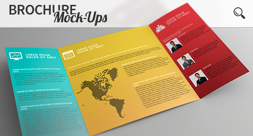 Brochure Mock-Ups