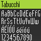 Tabucchi Regular - GraphicRiver Item for Sale