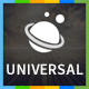 Universal Google Slide Presentation Template