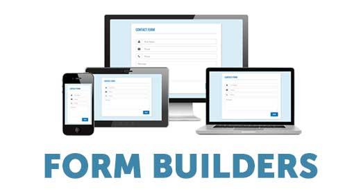 10 WP Form Builder Plugins ★ 2016
