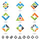 squares, rectangles, triangles - GraphicRiver Item for Sale
