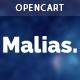 Malias - Responsive Opencart Theme