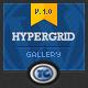 HyperGrid: Responsive Gallery Showcase WP Theme