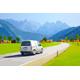 Alps Car Travel