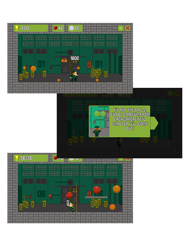 html5 arcade games