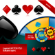 Playing card suits icons - GraphicRiver Item for Sale