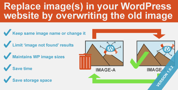 WeePie Image Overwrite - Easy Image Replace Plugin