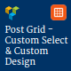 Visual Composer - Post - Custom Select & Custom Design