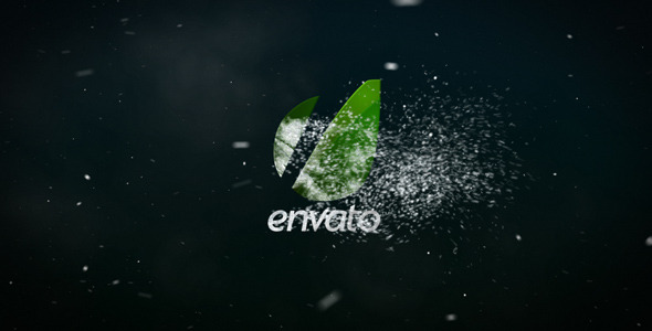 VideoHive Frozen and Disappeared Effect Title 1443721