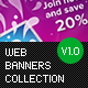 Web Banners Collection - GraphicRiver Item for Sale