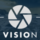 VISION - Creative Template For Coming Soon Page
