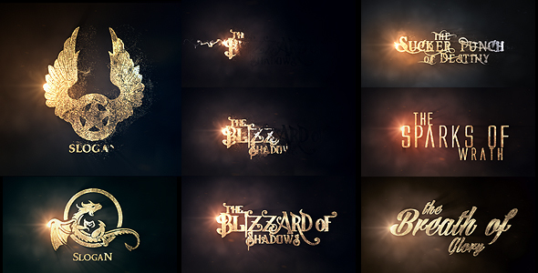 Burn To Be Gold - Videohive