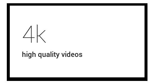 4K Videos