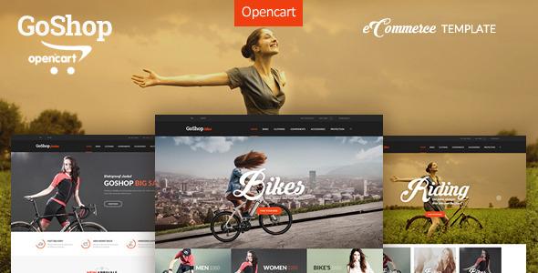 GoShop – Premium OpenCart Template (OpenCart) Download
